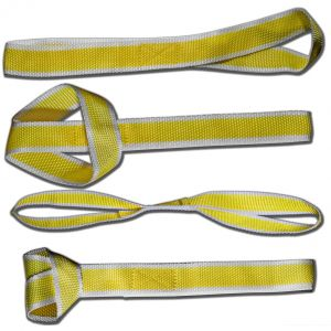 4 Pack Soft Loop Tie Down Towing Straps