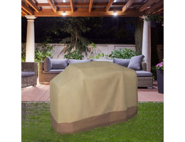 BBQ Gas Grill Cover Heavy Duty For Home Patio Garden Storage Waterproof  Outdoor   MM