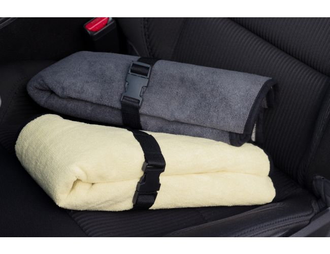 After Gym Car Seat Cover