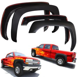Silverado 1999-2006  - OE Style Fender Flares - Set of 4