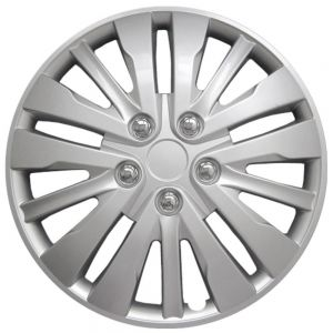 "15"" Inch Hub Cap Silver fits 08-12 Honda Accord - Single Piece"