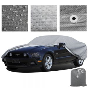 Economy Outdoor Car Cover, XS