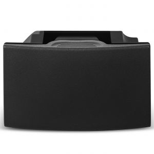 OxGord Cup Holder Insert 96965-ZP00C fits Selected Nissan Vehicles Center Console Beverage Holder-Black