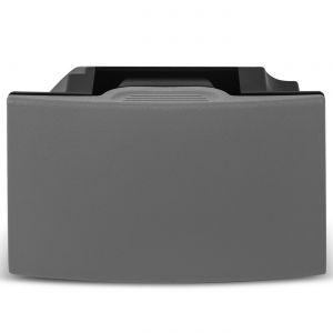 OxGord Cup Holder Insert 96965-ZP00D fits Selected Nissan Vehicles Center Console Beverage Holder- Gray