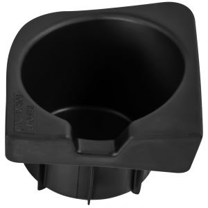 Cup Holder fits 05-17 Toyota Tacoma Center Console Front Bench Seat - Left Insert