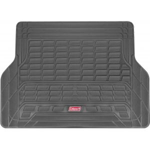 Coleman Cargo Mat Trunk Liner Fits Most Sedans, Coupes and SUVs - Semi Custom Trimmable - Gray