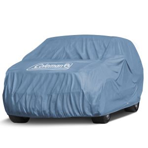 "Coleman Premium Signature SUV Cover - Indoor-Outdoor Cover Waterproof/Dustproof/Scratch Resistant/UV Protection for Vehicles up to 225"" Inches"