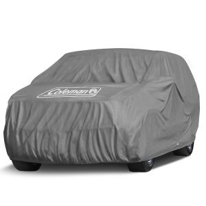 "Coleman Premium Superior SUV Cover - Indoor Cover Dust-proof/Scratch Resistant/Protection for Vehicles up to 170"" Inches"