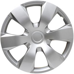 "16"" Inch  Hub Caps Silver fits 06-14 Toyota Camry - Set of 4"