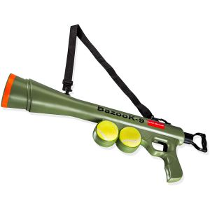 Bazook-9 Pet Dog Toy Launcher