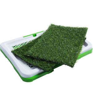 Pet Dog Potty Training Grass Pad for Indoor/Outdoor