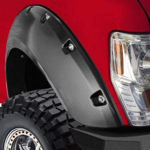 Silverado 1999-2006 - Bolt On Style Fender Flares - Set of 4