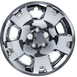 "06-07 Dodge Charger Chrome Hubcaps 17"" Inch Wheel Cover Rim"